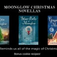 And now the third in the Moonglow Christmas Novella Series is available, continuing Mist's tradition of making the holidays just a little more special for those who visit the Timberton...