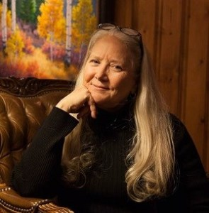 A photo of author Deborah Garner